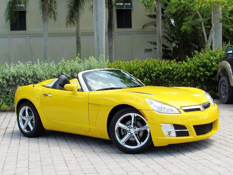 2007 saturn sky in fort myers beach fl auto quest usa inc. Black Bedroom Furniture Sets. Home Design Ideas