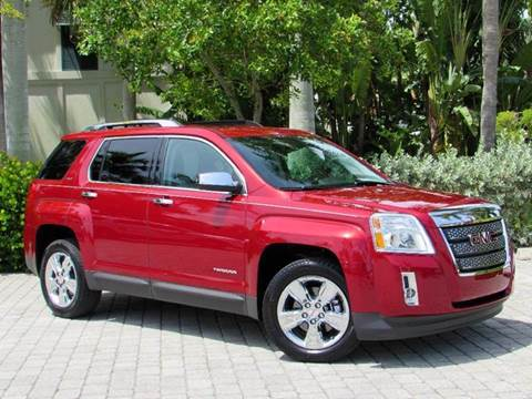 2015 GMC Terrain for sale at Auto Quest USA INC in Fort Myers Beach FL