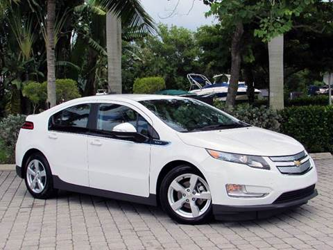 2015 Chevrolet Volt for sale at Auto Quest USA INC in Fort Myers Beach FL