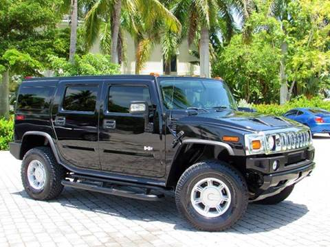 2006 HUMMER H2 for sale at Auto Quest USA INC in Fort Myers Beach FL