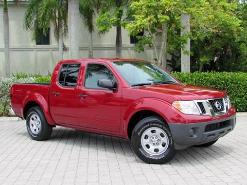 2012 Nissan Frontier for sale at Auto Quest USA INC in Fort Myers Beach FL