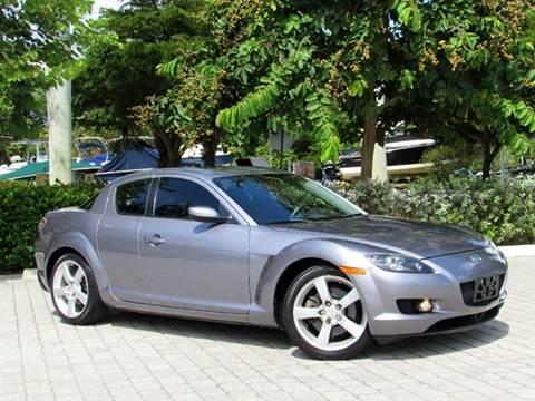 2005 Mazda RX-8 for sale at Auto Quest USA INC in Fort Myers Beach FL