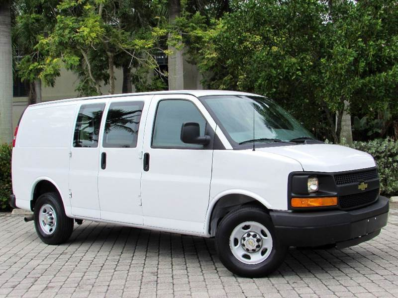 2012 Chevrolet Express Cargo for sale at Auto Quest USA INC in Fort Myers Beach FL