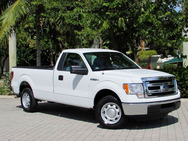 2014 Ford F-150 for sale at Auto Quest USA INC in Fort Myers Beach FL
