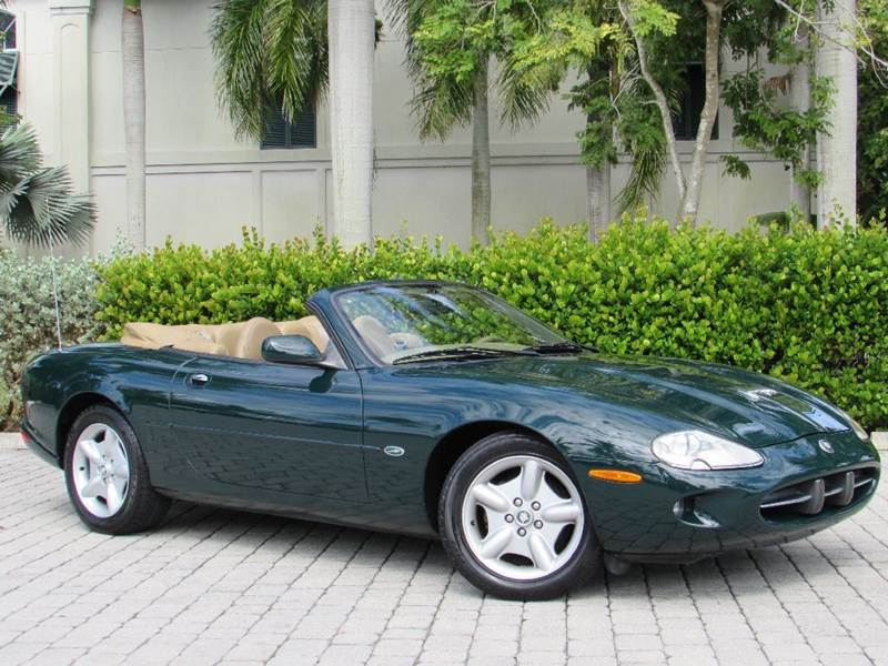 1997 Jaguar XK Series For Sale At Auto Quest USA INC In Fort Myers Beach