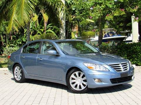 2009 Hyundai Genesis for sale at Auto Quest USA INC in Fort Myers Beach FL