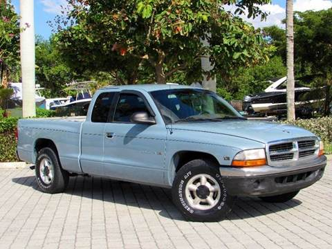1998 Dodge Dakota for sale at Auto Quest USA INC in Fort Myers Beach FL