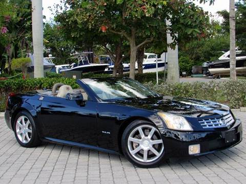 2005 Cadillac XLR for sale at Auto Quest USA INC in Fort Myers Beach FL