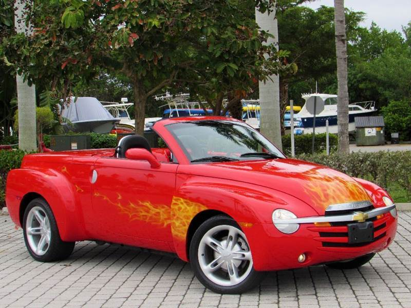 2004 Chevrolet SSR for sale at Auto Quest USA INC in Fort Myers Beach FL