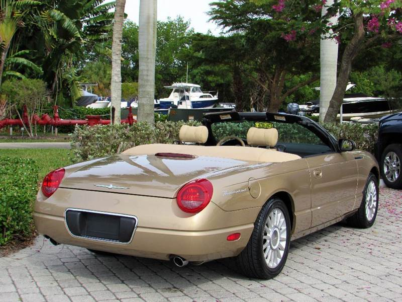 2005 ford thunderbird in fort myers beach fl auto quest usa inc 2005 ford thunderbird for sale at auto quest usa inc in fort myers beach fl sciox Image collections