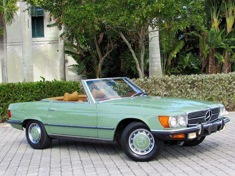 1972 Mercedes Benz SL Class For Sale At Auto Quest USA INC In Fort