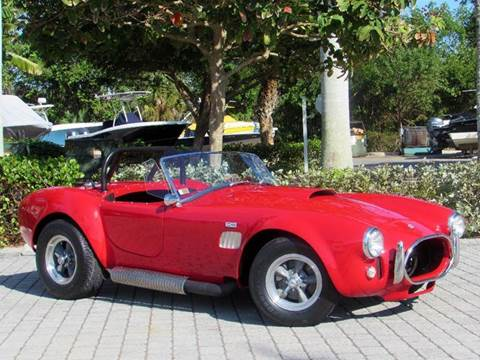 1964 Ford Cobra for sale at Auto Quest USA INC in Fort Myers Beach FL