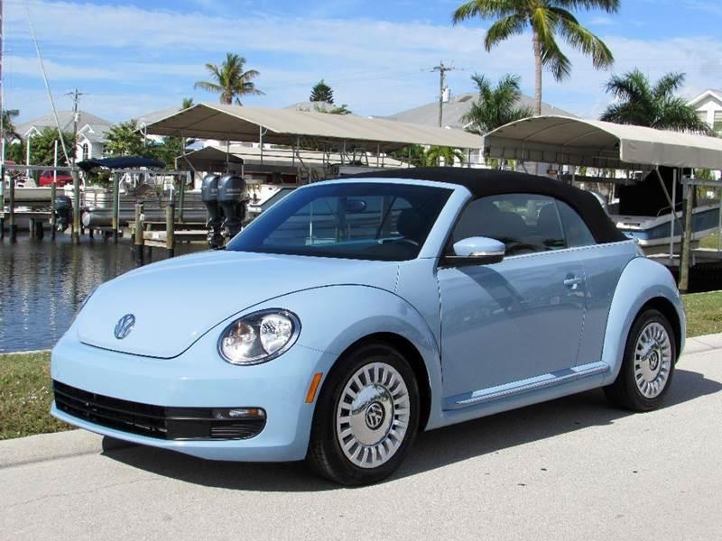 2015 Volkswagen Beetle - Fort Myers Beach, FL FORT MYERS