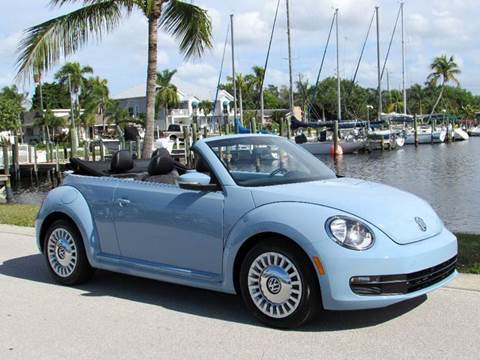 2015 Volkswagen Beetle for sale at Auto Quest USA INC in Fort Myers Beach FL
