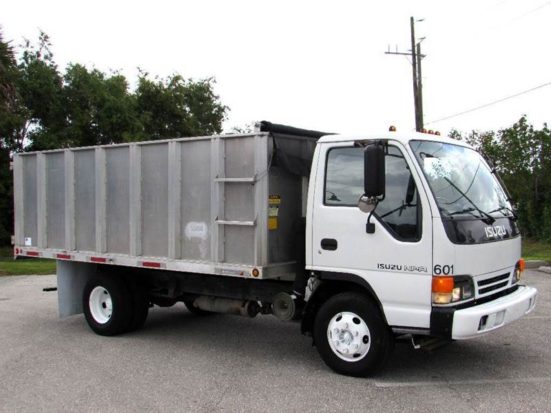 2003 Isuzu NPR for sale at Auto Quest USA INC in Fort Myers Beach FL