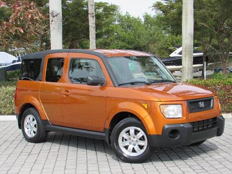 2006 Honda Element for sale at Auto Quest USA INC in Fort Myers Beach FL