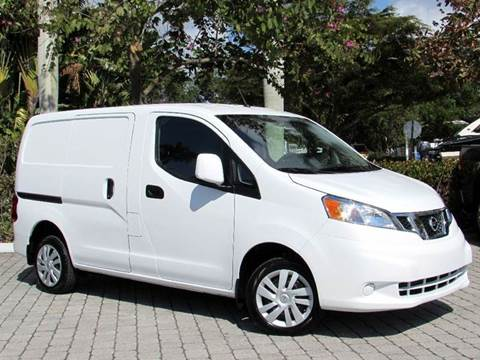 2015 Nissan NV200 for sale at Auto Quest USA INC in Fort Myers Beach FL