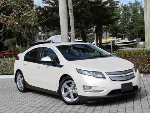 2013 Chevrolet Volt for sale at Auto Quest USA INC in Fort Myers Beach FL