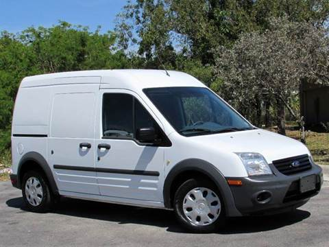 2011 Ford Transit Connect for sale at Auto Quest USA INC in Fort Myers Beach FL
