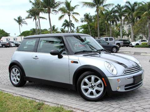 2006 MINI Cooper for sale at Auto Quest USA INC in Fort Myers Beach FL