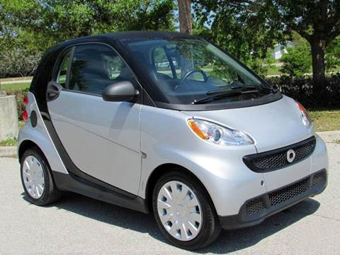 2013 Smart fortwo for sale at Auto Quest USA INC in Fort Myers Beach FL