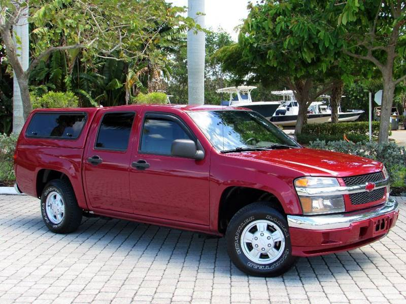 2006 Chevrolet Colorado for sale at Auto Quest USA INC in Fort Myers Beach FL