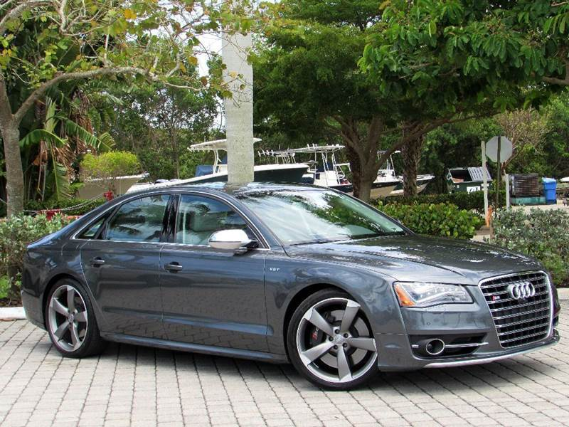 2014 Audi S8 for sale at Auto Quest USA INC in Fort Myers Beach FL