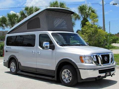 2012 Nissan NV Cargo for sale at Auto Quest USA INC in Fort Myers Beach FL