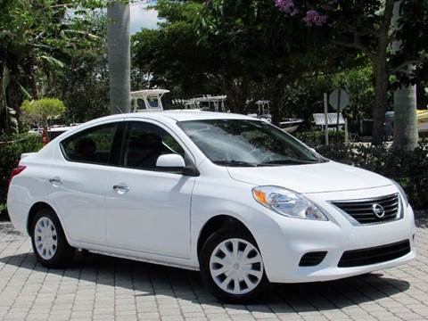 2014 Nissan Versa for sale at Auto Quest USA INC in Fort Myers Beach FL