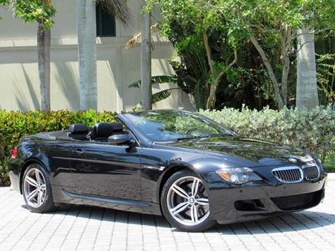 2007 BMW M6 for sale at Auto Quest USA INC in Fort Myers Beach FL
