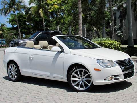 2007 Volkswagen Eos for sale at Auto Quest USA INC in Fort Myers Beach FL