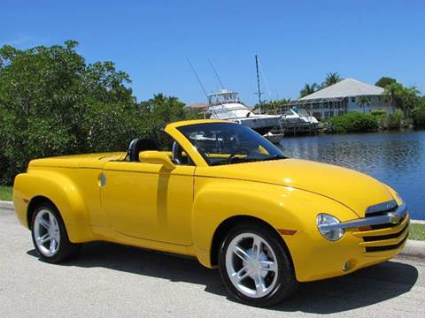 2006 Chevrolet SSR for sale at Auto Quest USA INC in Fort Myers Beach FL