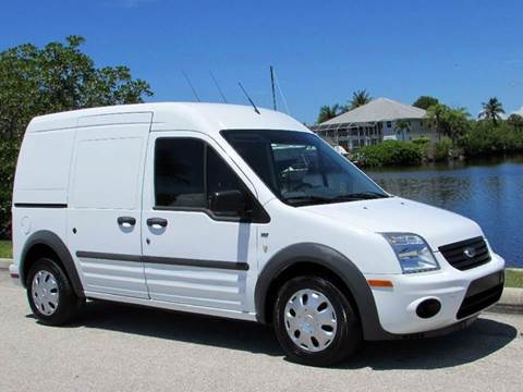 2012 Ford Transit Connect for sale at Auto Quest USA INC in Fort Myers Beach FL