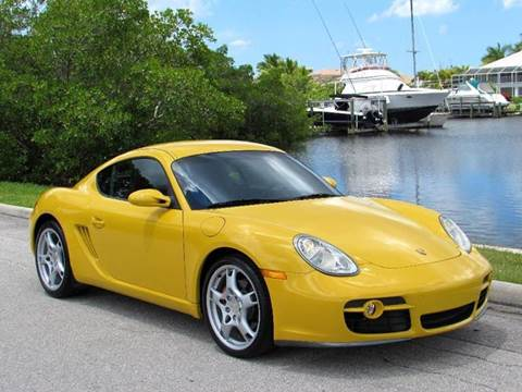 2006 Porsche Cayman for sale at Auto Quest USA INC in Fort Myers Beach FL