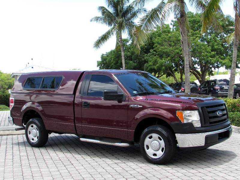 2009 Ford F-150 for sale at Auto Quest USA INC in Fort Myers Beach FL