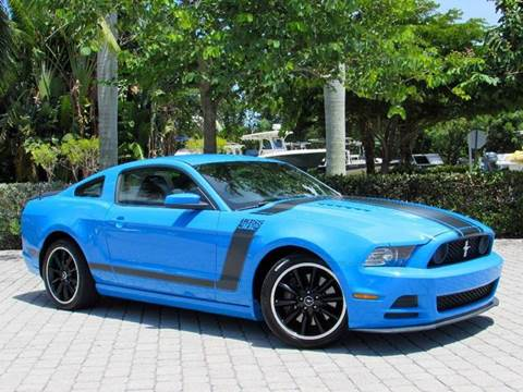 2013 Ford Mustang for sale at Auto Quest USA INC in Fort Myers Beach FL