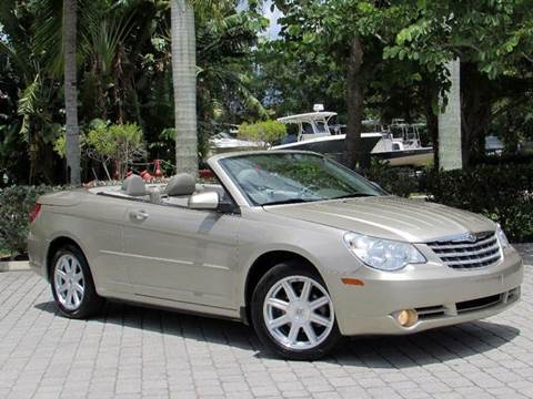 2008 Chrysler Sebring for sale at Auto Quest USA INC in Fort Myers Beach FL
