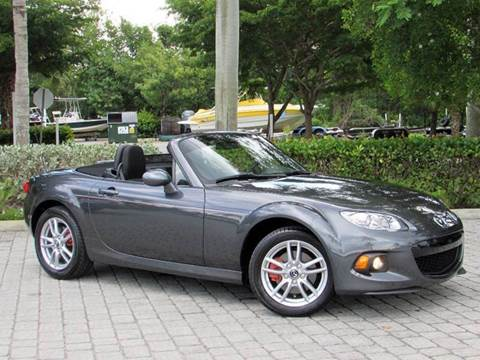 2015 Mazda MX-5 Miata for sale at Auto Quest USA INC in Fort Myers Beach FL