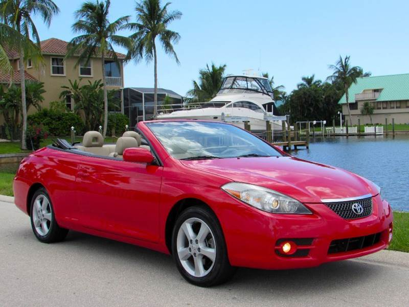 2008 Toyota Camry Solara For Sale At Auto Quest USA INC In Fort Myers Beach  FL