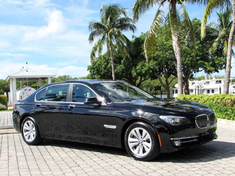 2015 BMW 7 Series for sale at Auto Quest USA INC in Fort Myers Beach FL