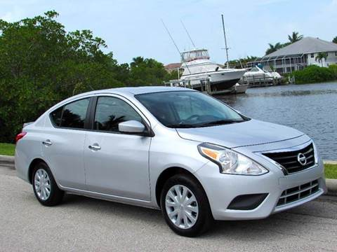 2015 Nissan Versa for sale at Auto Quest USA INC in Fort Myers Beach FL