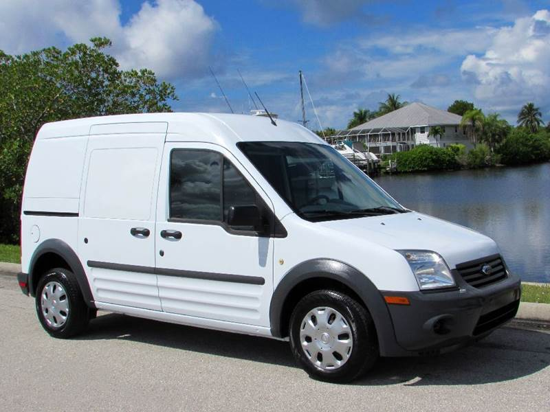 2013 Ford Transit Connect Cargo Van Xl In Fort Myers Beach Fl
