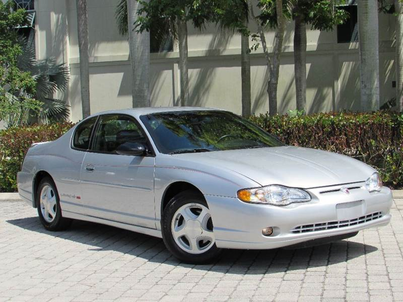 2003 Chevrolet Monte Carlo For Sale At Auto Quest USA INC In Fort Myers  Beach FL