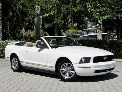 2005 Ford Mustang for sale at Auto Quest USA INC in Fort Myers Beach FL