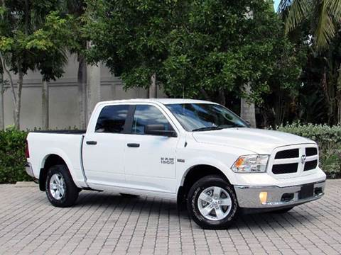 2015 RAM Ram Pickup 1500 for sale at Auto Quest USA INC in Fort Myers Beach FL