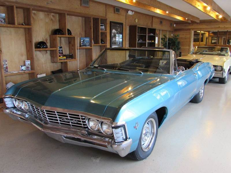 1967 Chevrolet Impala for sale at Auto Quest USA INC in Fort Myers Beach FL