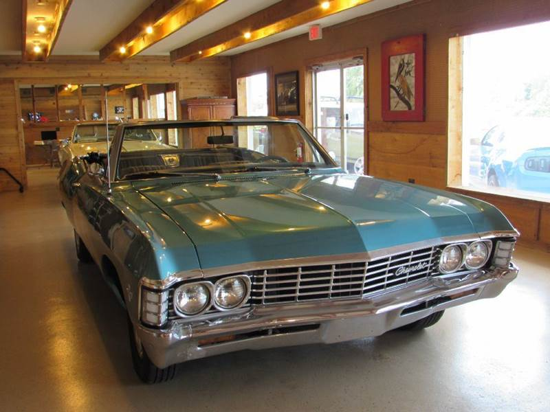 1967 Chevrolet Impala In Fort Myers Beach FL - Auto Quest USA INC