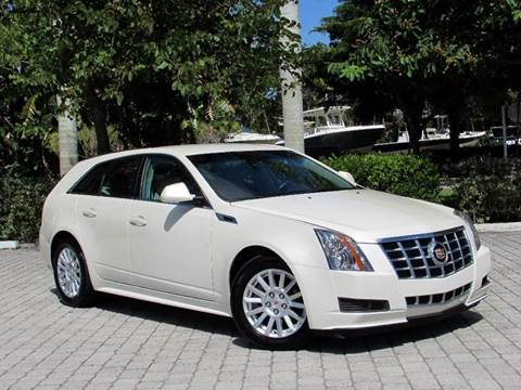 2013 Cadillac CTS for sale at Auto Quest USA INC in Fort Myers Beach FL