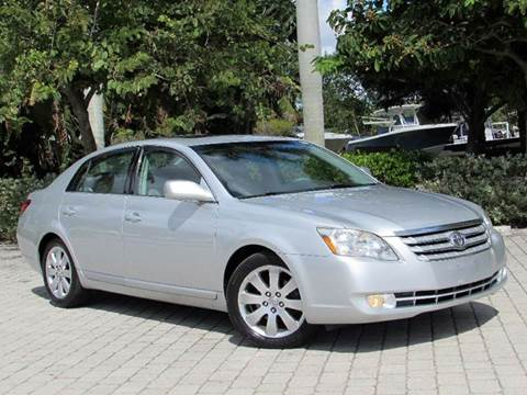 2005 Toyota Avalon for sale at Auto Quest USA INC in Fort Myers Beach FL