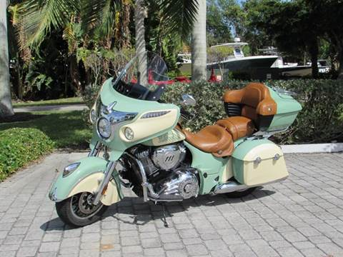 2014 Indian Chieftain for sale at Auto Quest USA INC in Fort Myers Beach FL